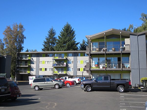 Montrose Apartments Burien, WA
