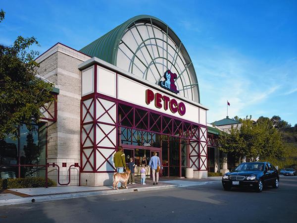 Petco building, San Jose, CA