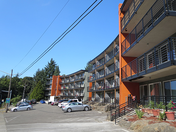 The Beacon Apartments, Beacon Hill, WA