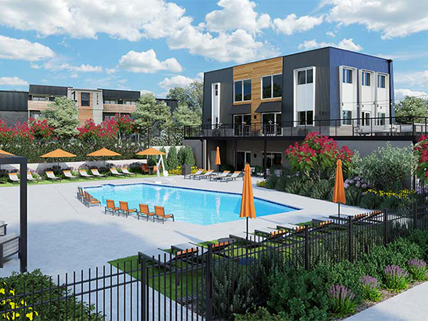 Reserve 77 Apartments, Lenexa, KS