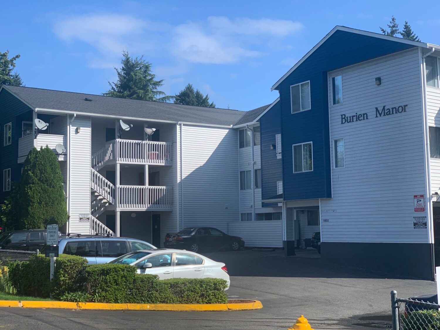 Burien Manor Apartments, Burien, WA